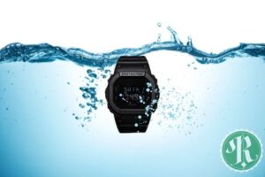 Are G-Shock Watches Waterproof