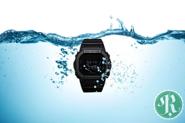 Are G Shock Watches Waterproof