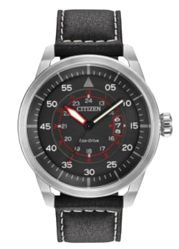 Citizen Men's Eco-Drive Watch in Stainless Steel