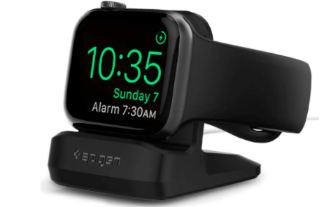 Spigen S350 Stand Designed for Apple Watch Charger Stand